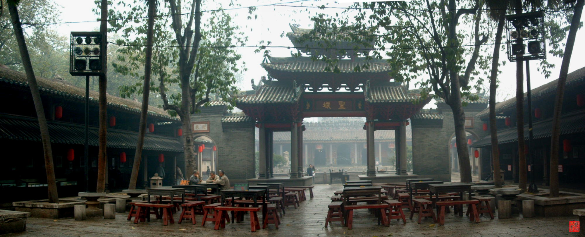 Chine Temple Foshan 2